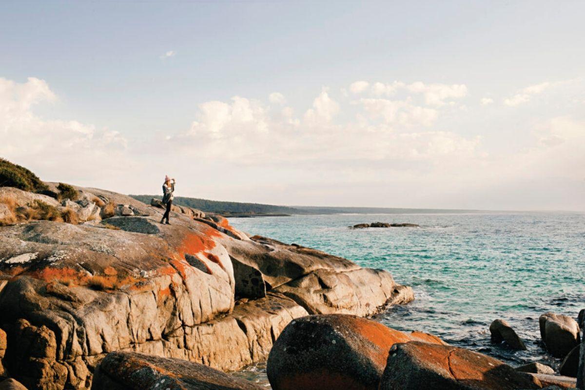 Image: Tasmania via Lisa Kuilenburg