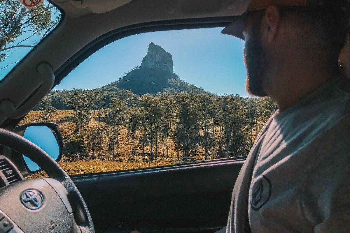 Image: Where We Went Next, Glasshouse Mountains